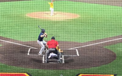 Evan Marcinko: From 77 mph to 87 mph