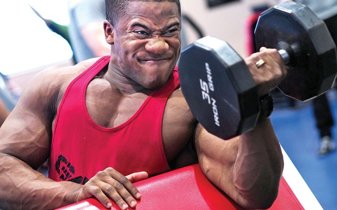 Can You Get Too Jacked to Throw Gas?