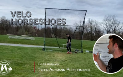 Velo Horseshoes: A Submaximal Method to Improve Throwing Velocity