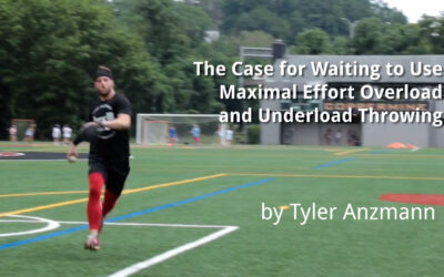 The Case for Waiting to Use Maximal Effort Overload and Underload Throwing