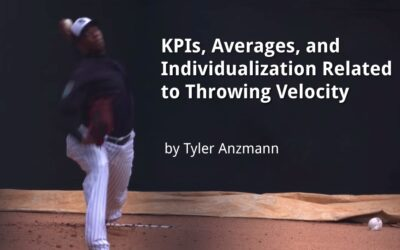 KPIs, Averages, and Individualization Related to Throwing Velocity