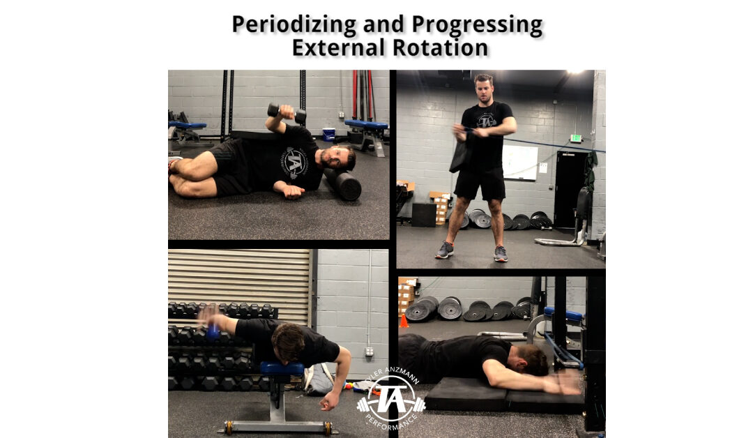 Periodizing and Progressing External Rotation